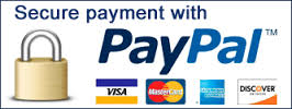 Secure Payments for your cruise via  PayPal